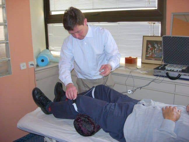 יאנס טיפול בכאבי ברכיים שחיקת סחוס